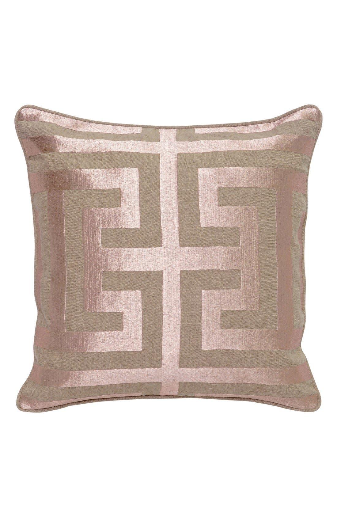 Villa Home Collection 'Capital' Decorative Pillow