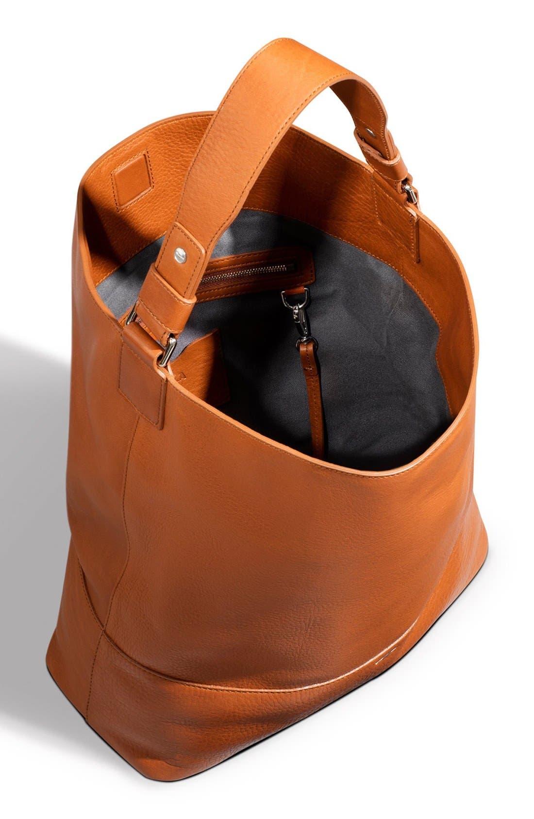 Alternate Image 3  - Shinola Relaxed Leather Hobo Bag