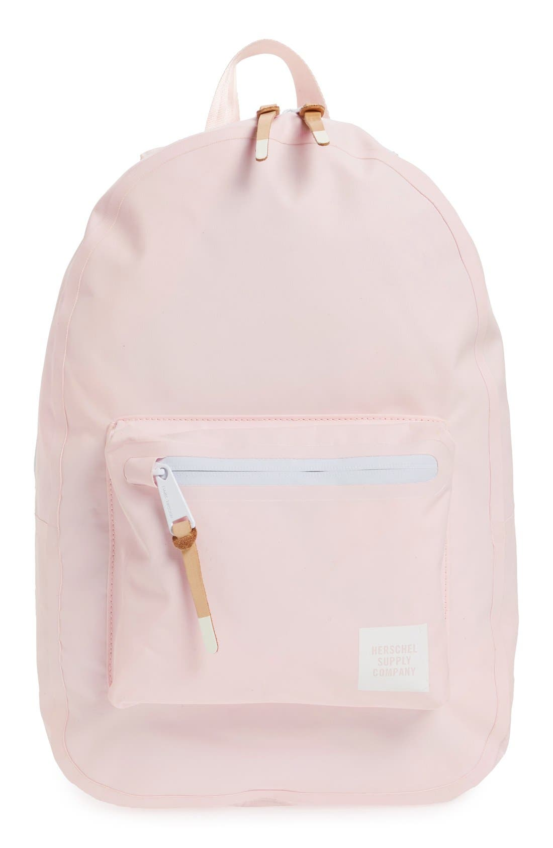 Alternate Image 1 Selected - Herschel Supply Co. 'Settlement Mid Volume' Water Resistant Backpack