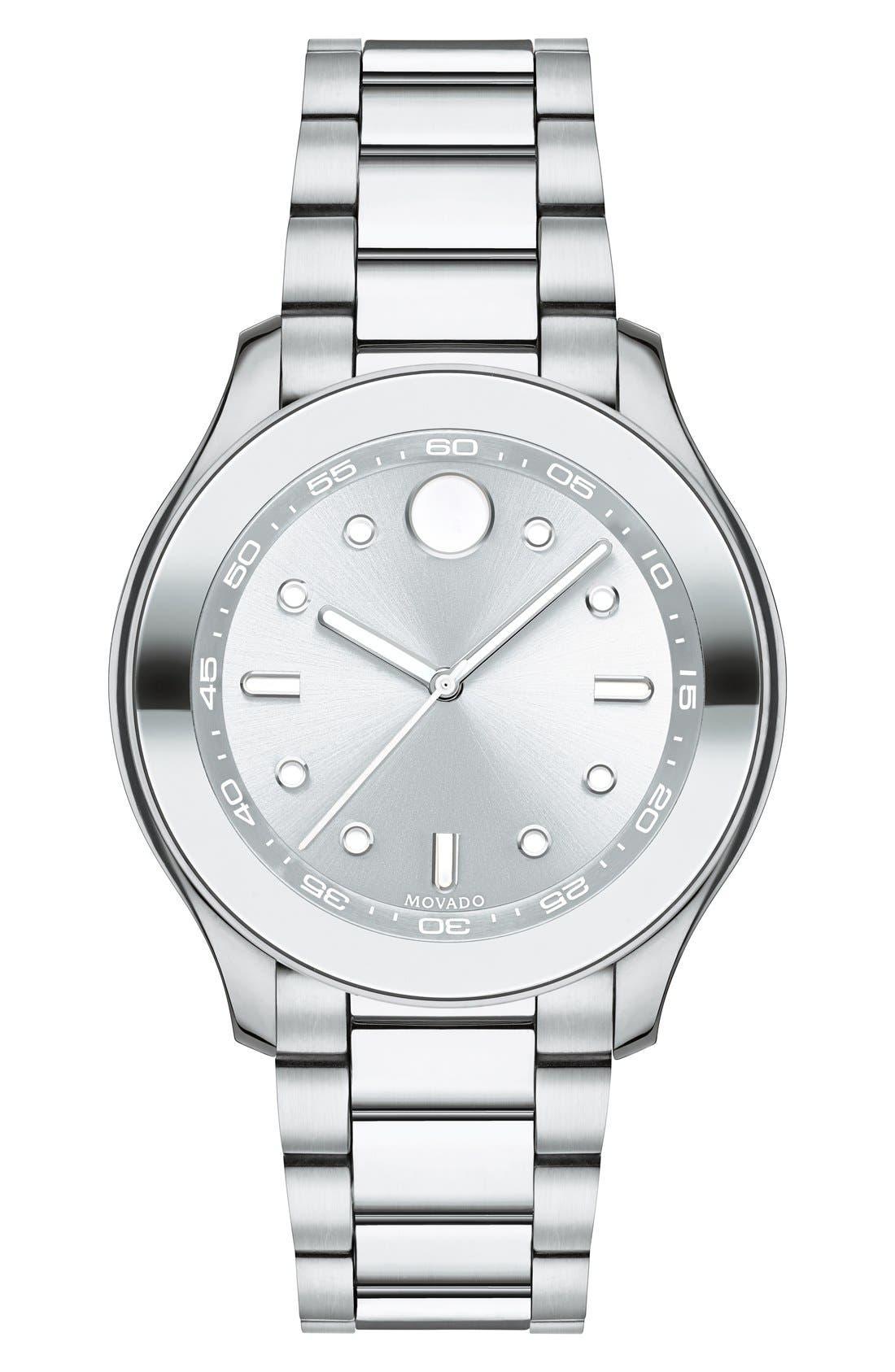 MOVADO Bold Bracelet Watch, 38mm