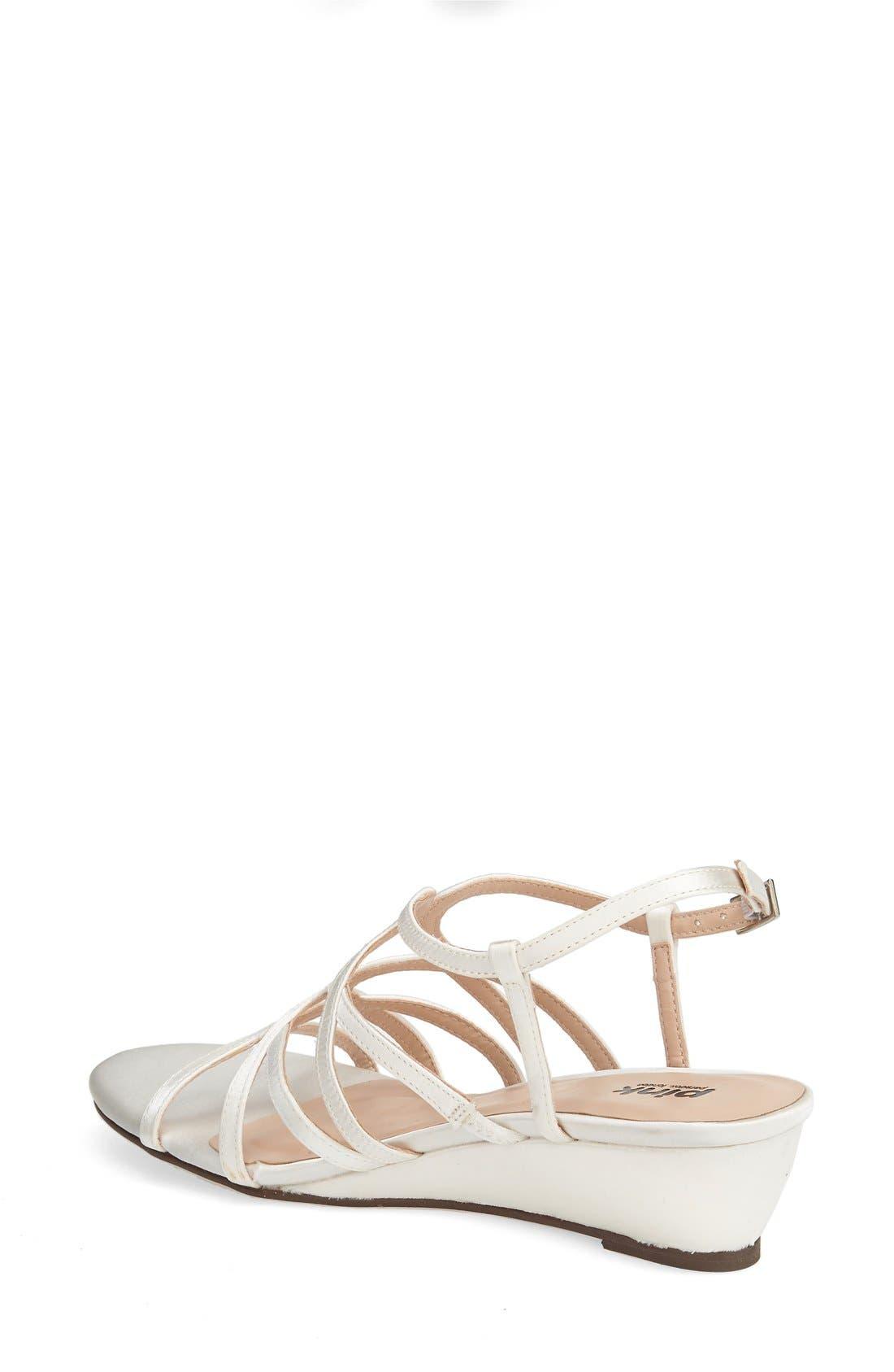 Alternate Image 2  - pink paradox london 'Opulent' Wedge Sandal (Women)