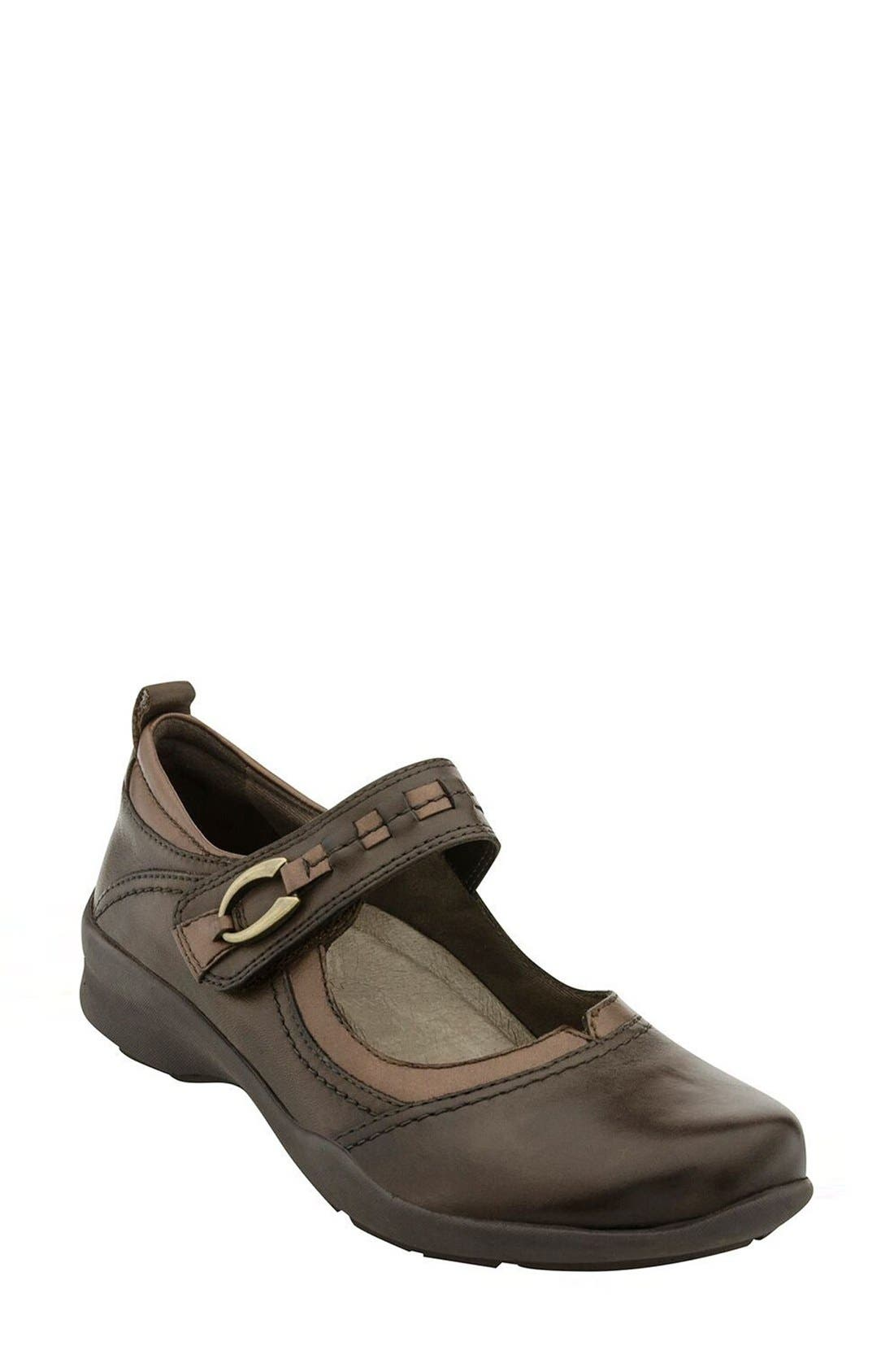 Earth® 'Angelica' Mary Jane Flat (Women)