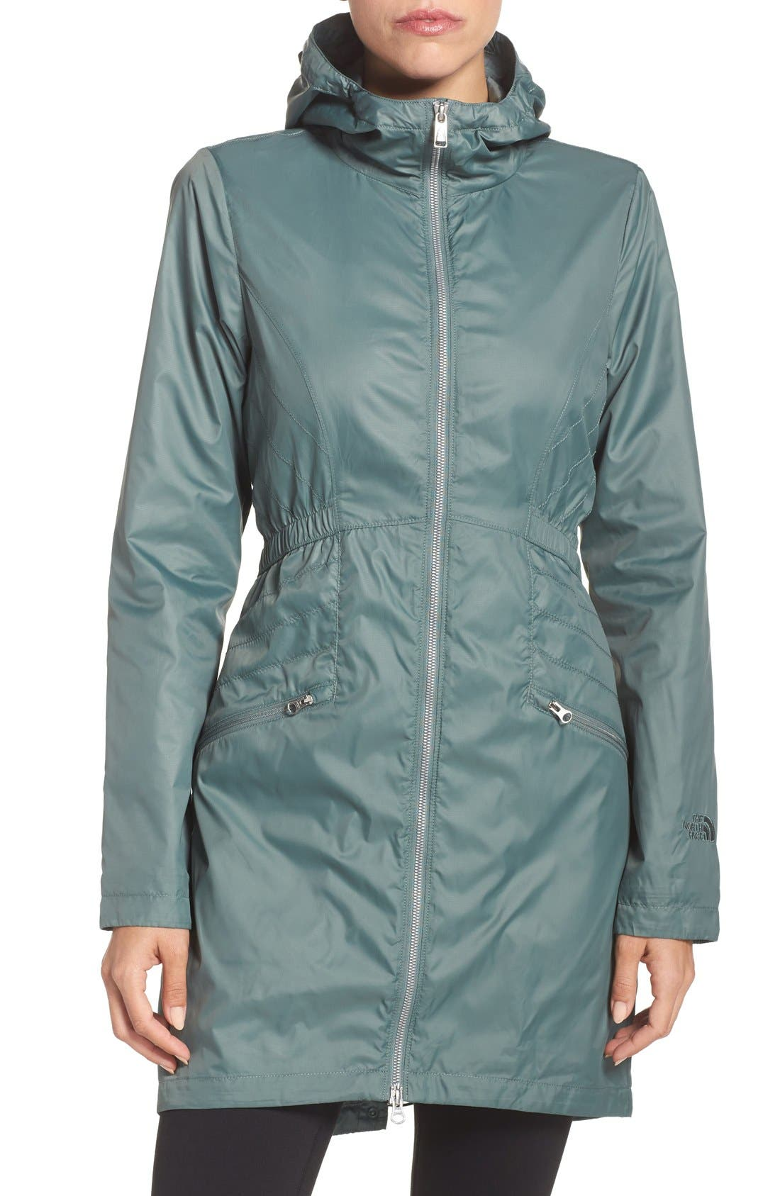Main Image - The North Face Rissy 2 Packable Wind Resistant Jacket