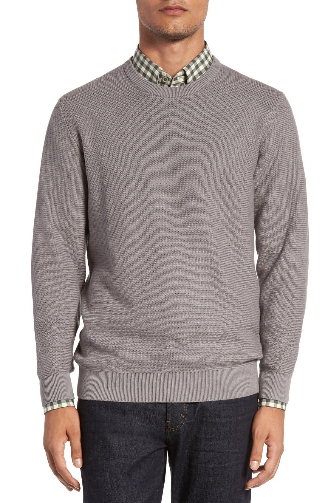 Cutter & Buck 'Benson' Crewneck Sweater