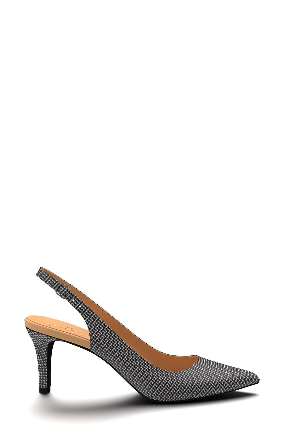 Alternate Image 4  - Shoes of Prey Slingback Pump (Women)