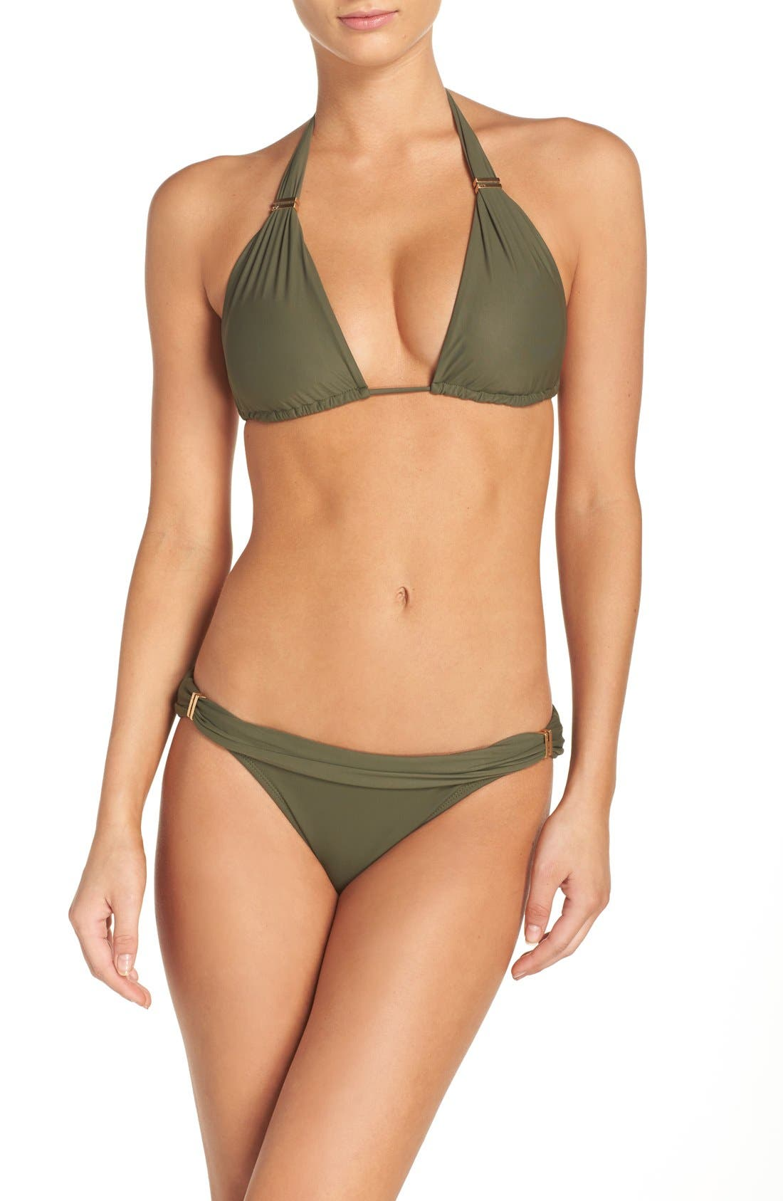 Alternate Image 5  - ViX Swimwear 'Bia' Halter Bikini Top
