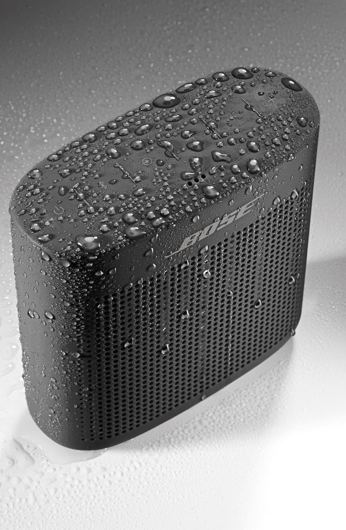Alternate Image 8  - Bose® SoundLink® Color Bluetooth® Speaker II