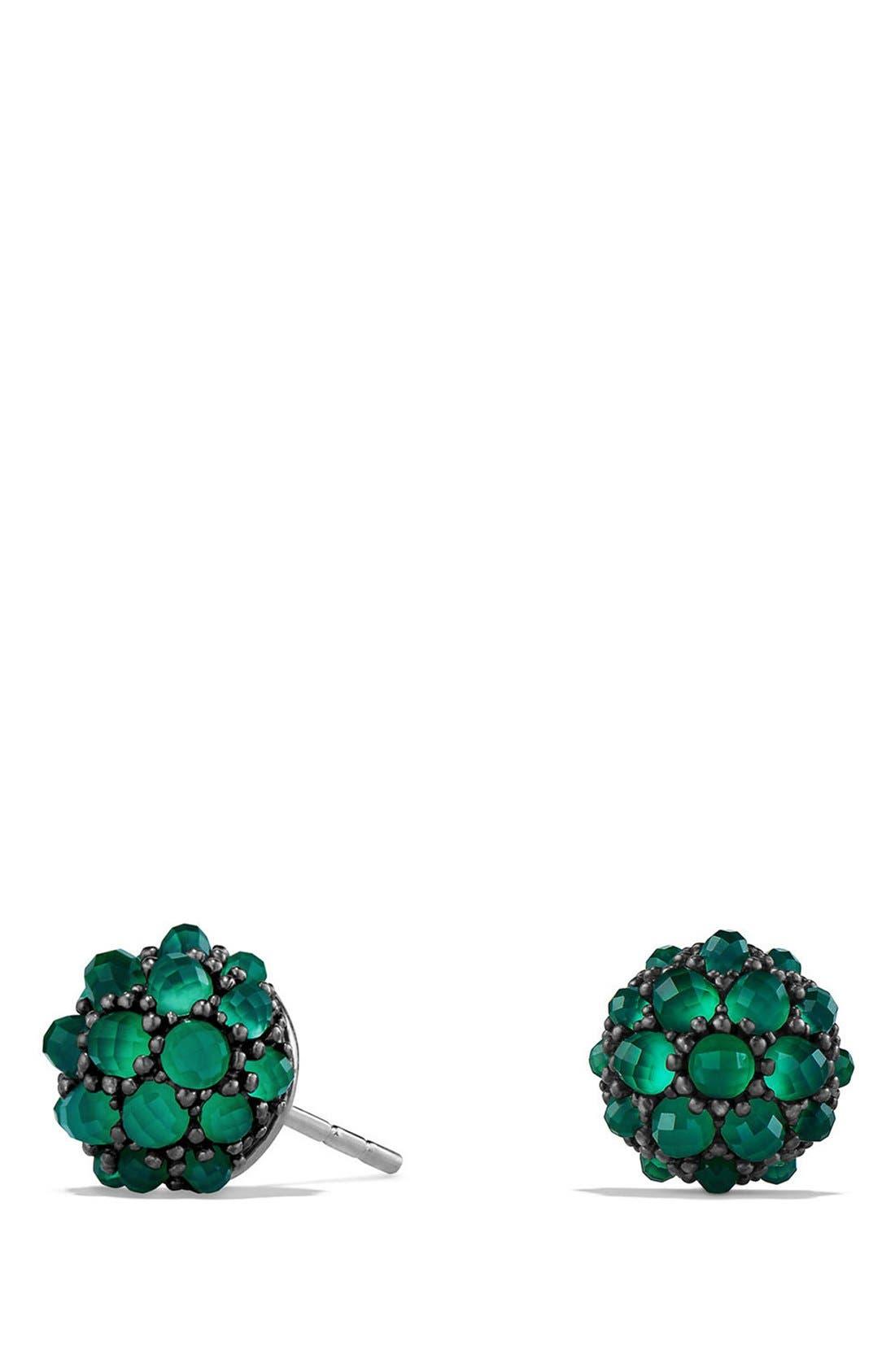 Alternate Image 1 Selected - David Yurman Osetra Stud Earrings