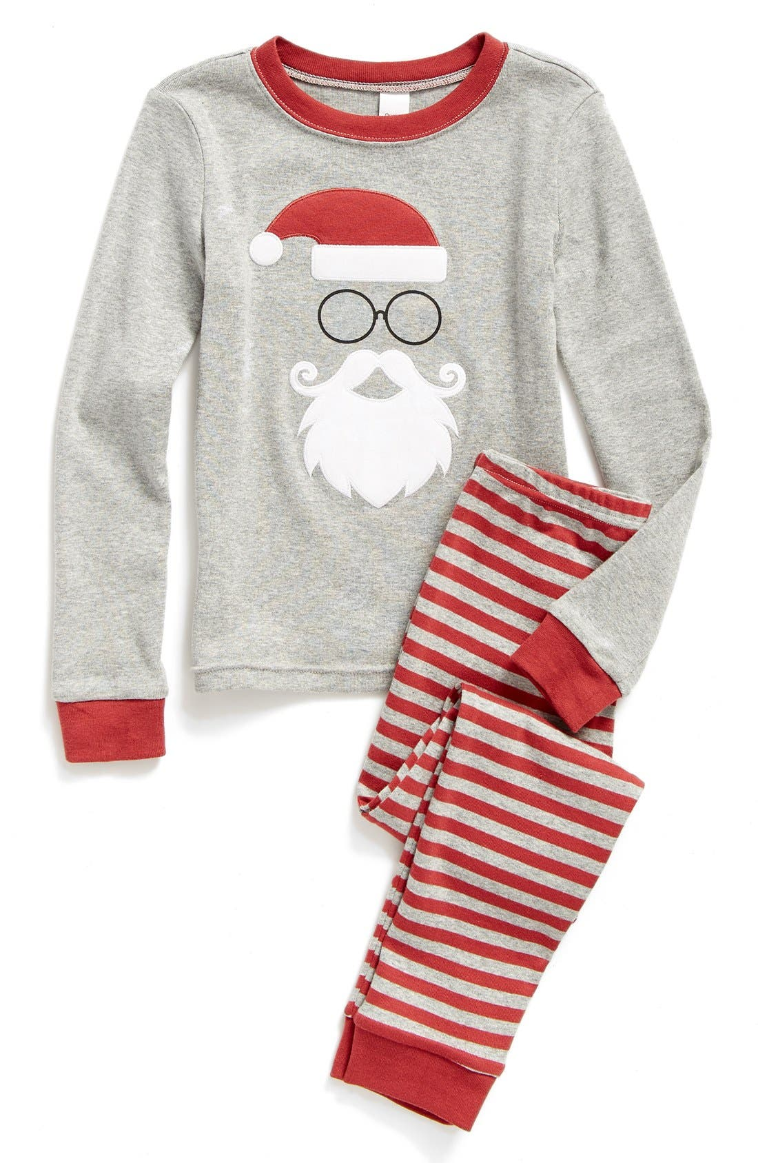 Main Image - Tucker + Tate Fitted Two-Piece Pajamas (Toddler, Little Kids & Big Kids)