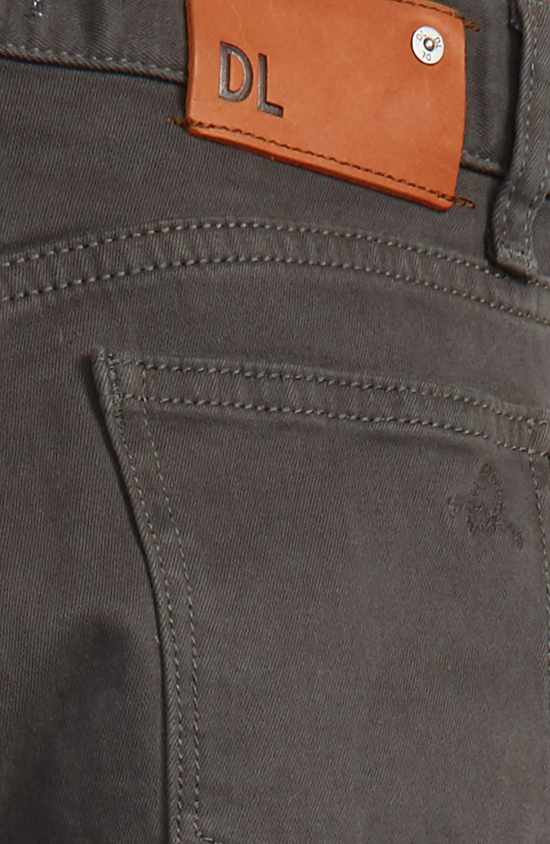 Alternate Image 3  - DL1961 'Hawke' Skinny Jeans (Big Boys)