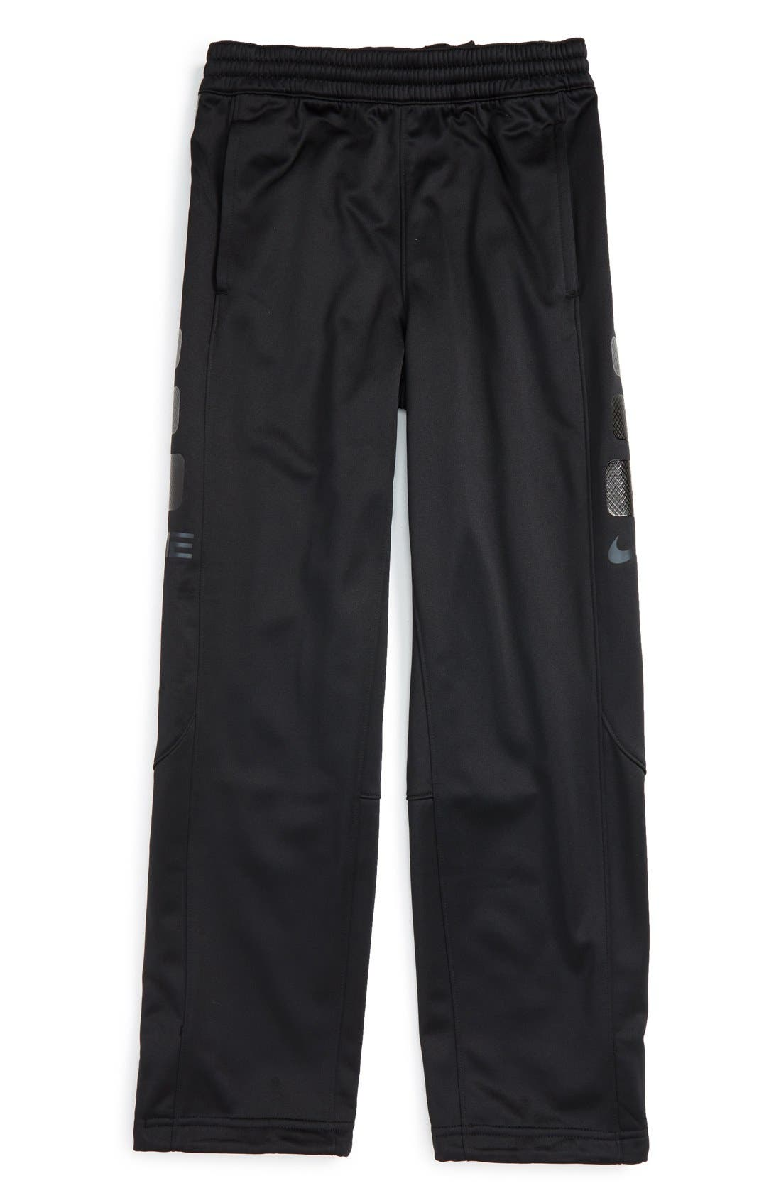 Main Image - Nike 'Elite' Therma-FIT Pants (Little Boys & Big Boys)