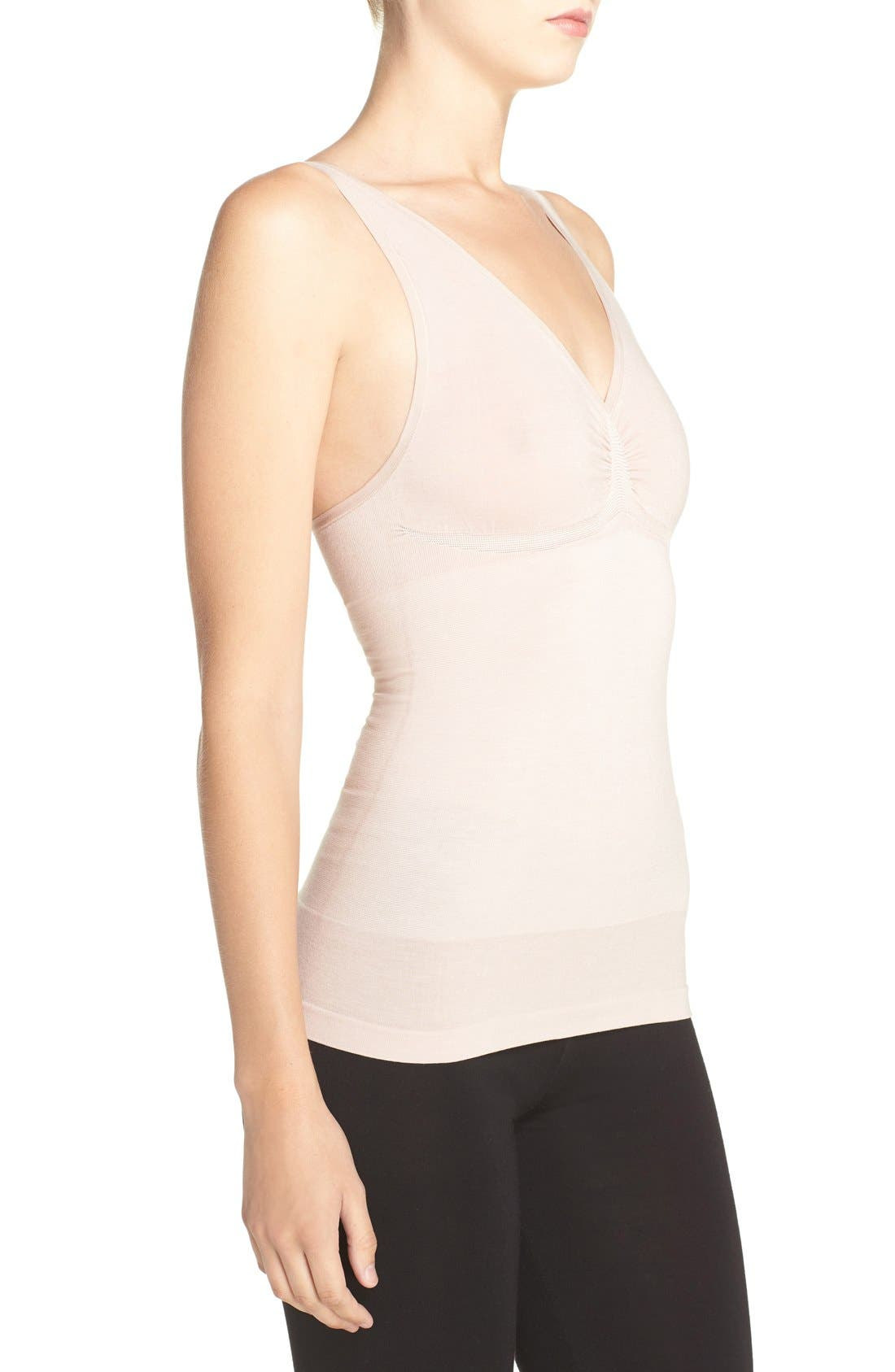 Alternate Image 4  - Yummie Adella Convertible Smoother Camisole (2 for $58)