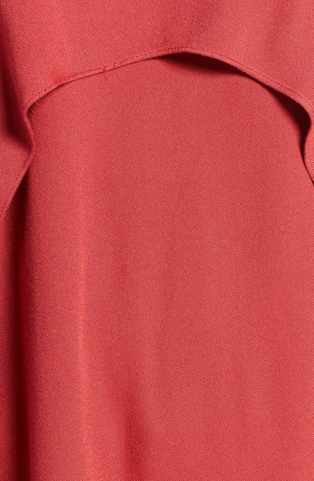 Alternate Image 5  - Ella Moss 'Stella' Strappy Ruffle Cold Shoulder Top