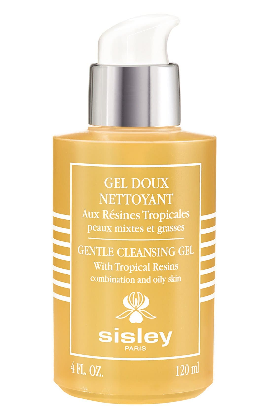 Sisley Paris Gentle Cleansing Gel with Tropical Resins