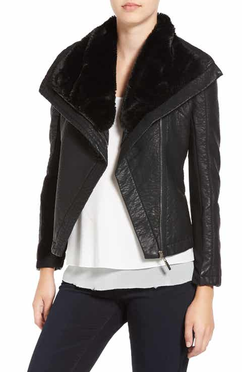 Faux Shearling Coats & Jackets for Women | Nordstrom | Nordstrom