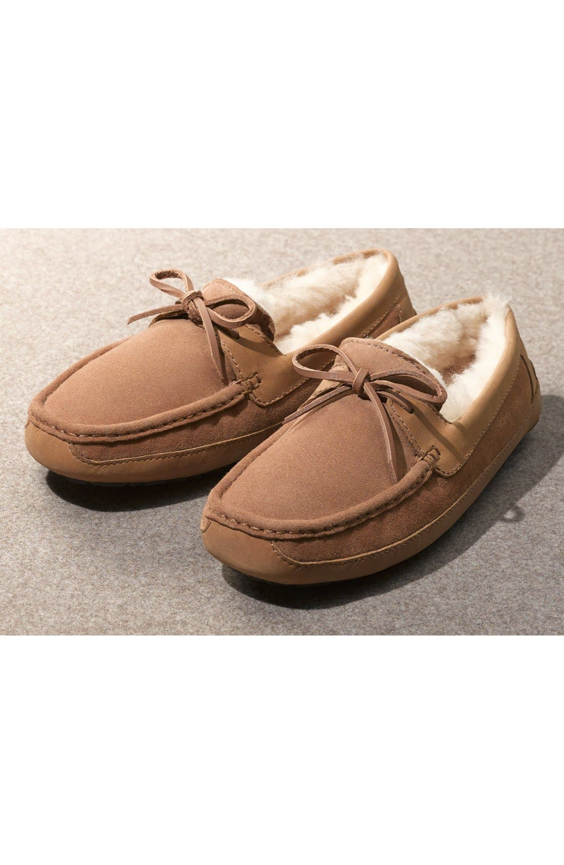 Alternate Image 5  - UGG® 'Byron' Slipper (Men)