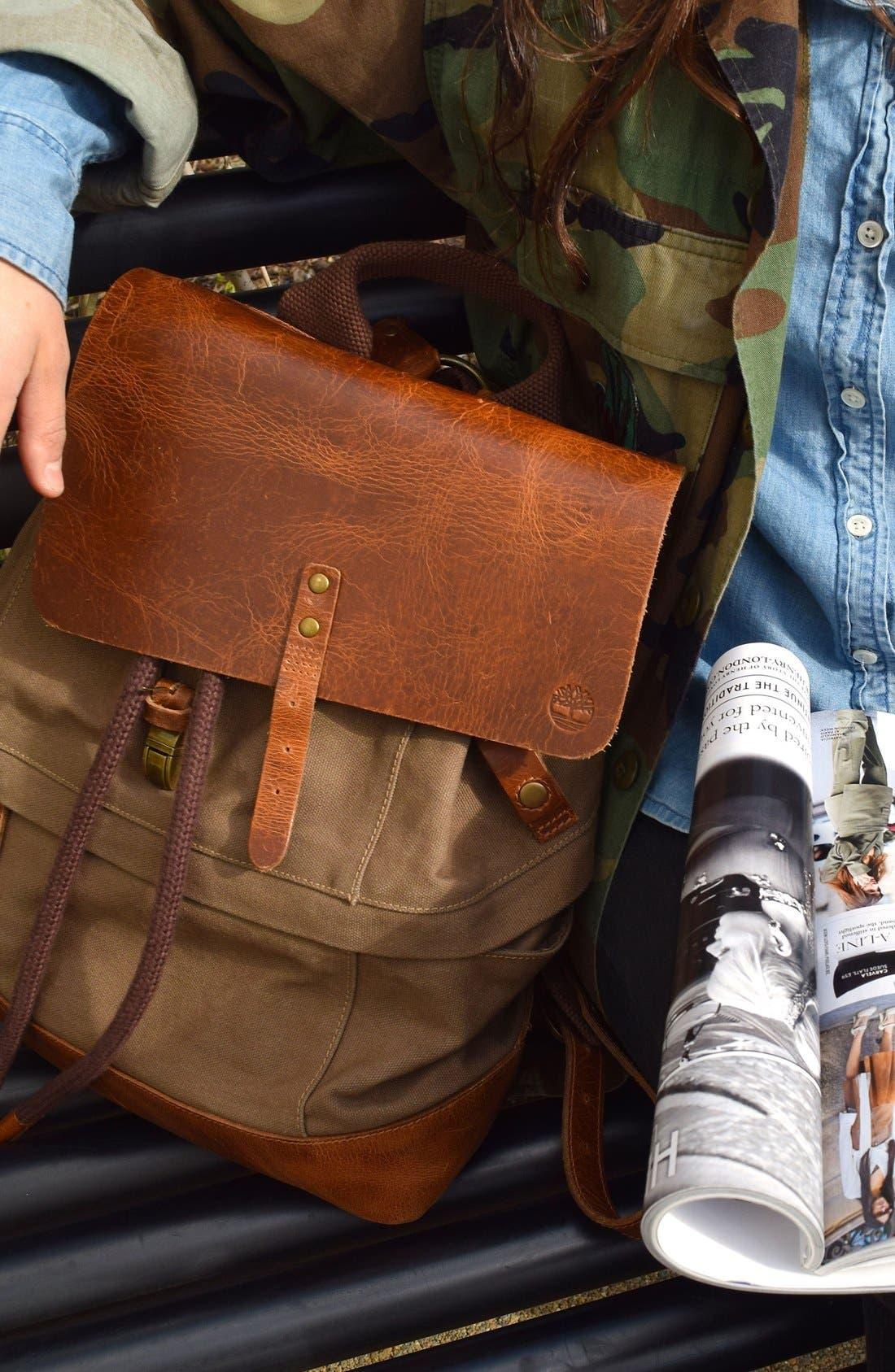 Alternate Image 5  - Timberland Nantasket Backpack