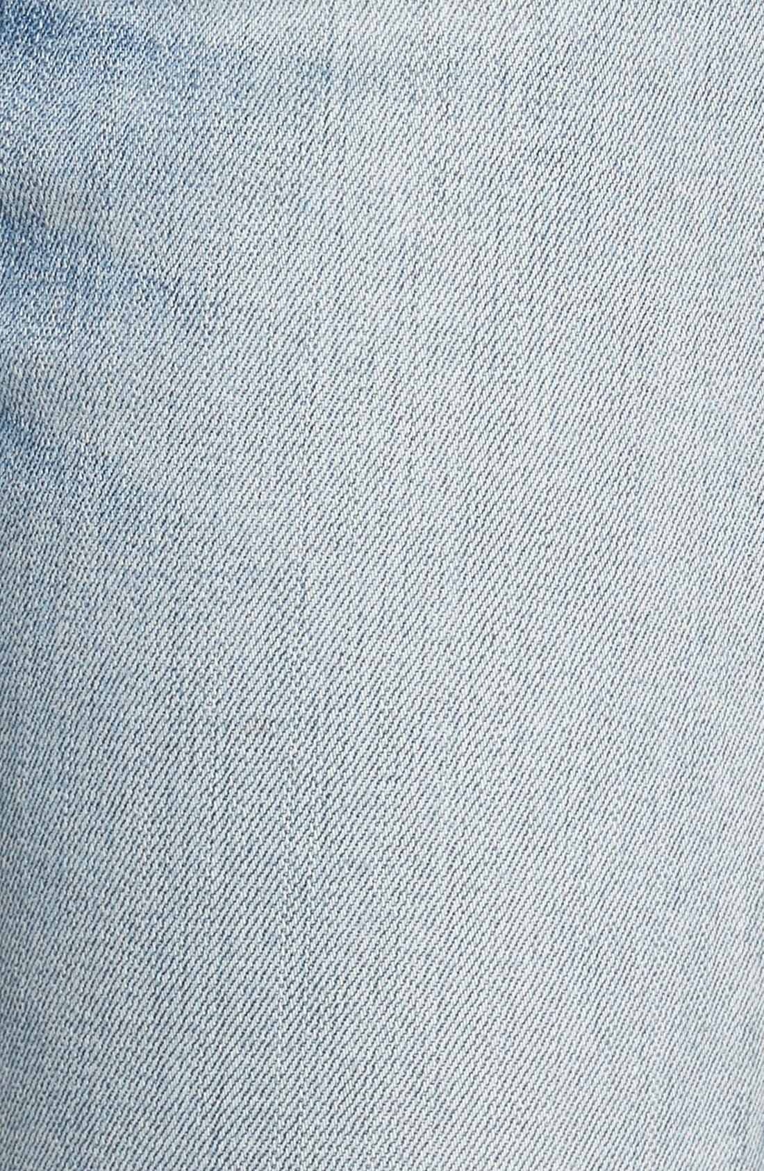 Alternate Image 5  - rag & bone/JEAN 'The Dre' Slim Boyfriend Jeans