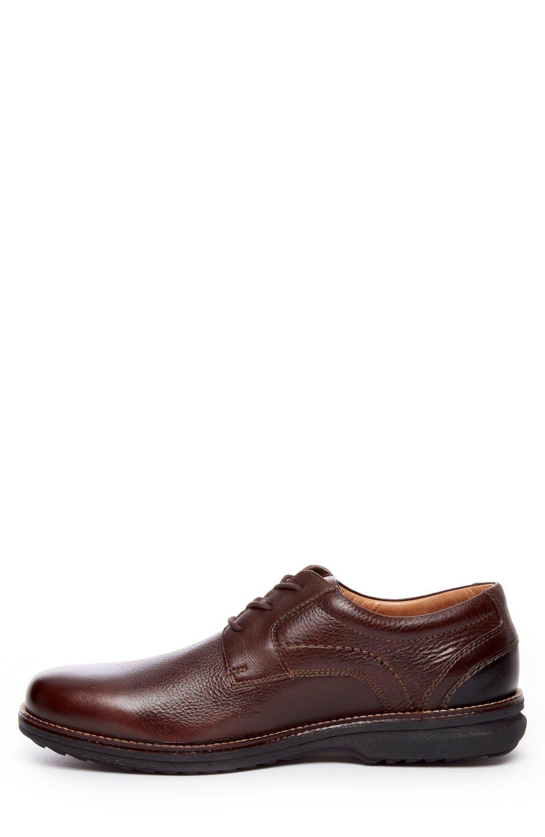 Alternate Image 3  - Rockport 'Premium Class' Plain Toe Derby (Men)