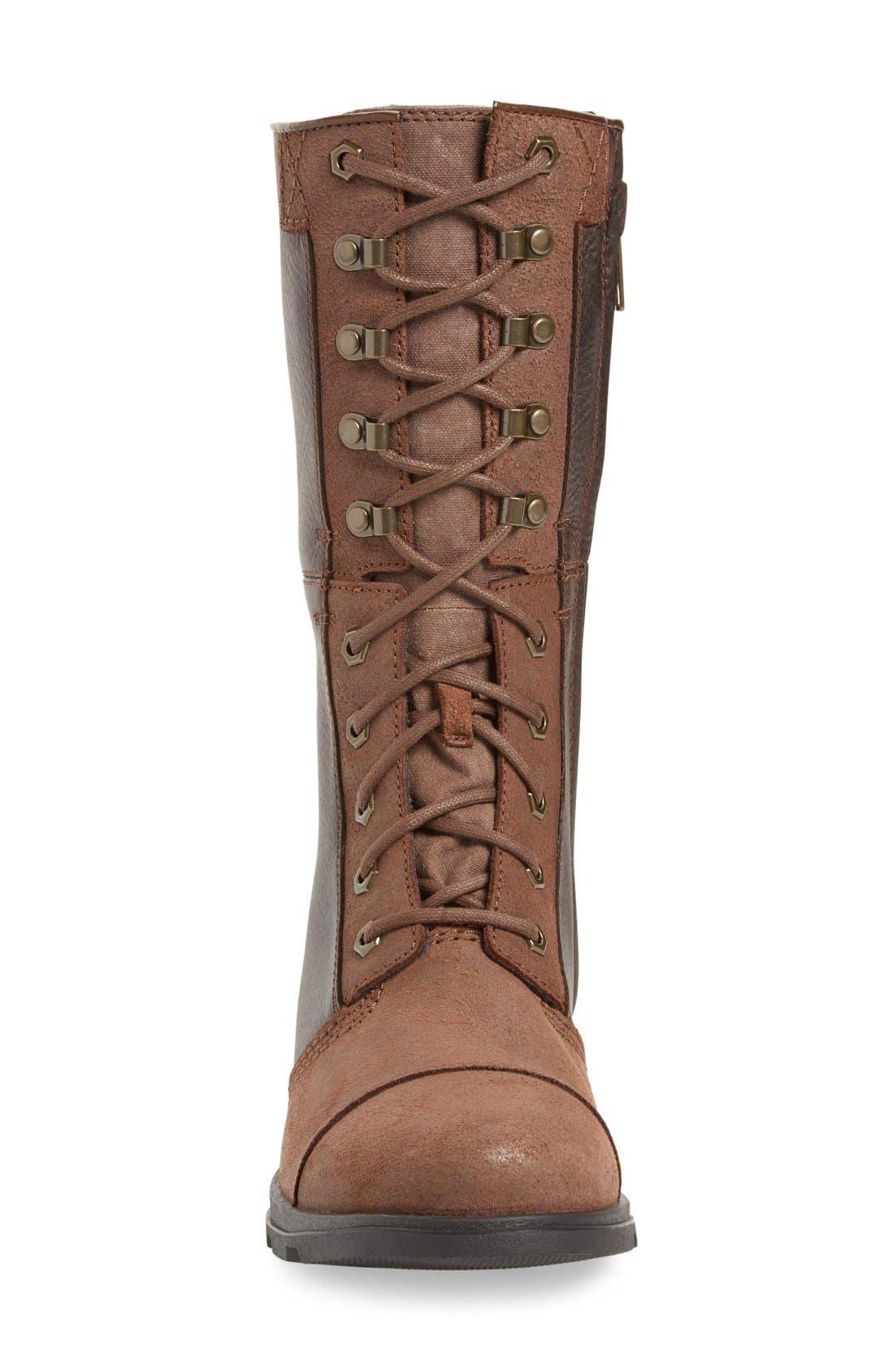 Alternate Image 3  - SOREL 'Major Maverick' Mid Calf Zip Boot (Women)