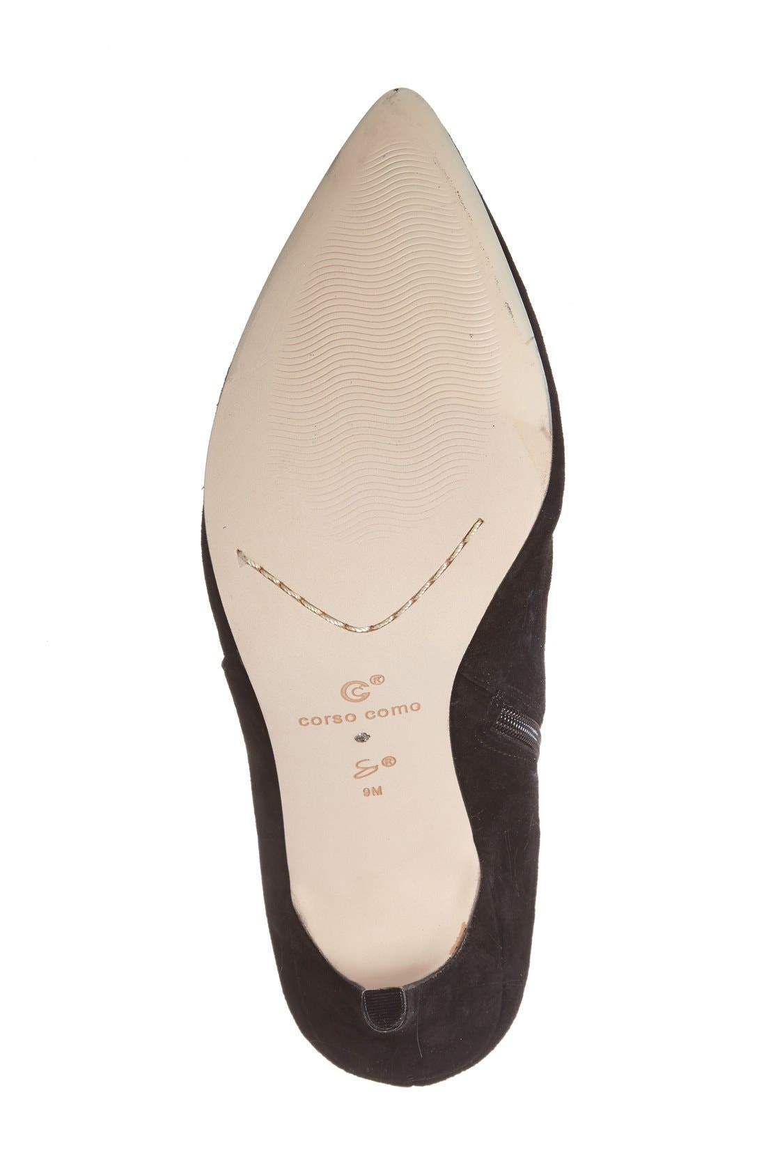 Alternate Image 4  - Corso Como 'Roster' Pointy Toe Bootie (Women)