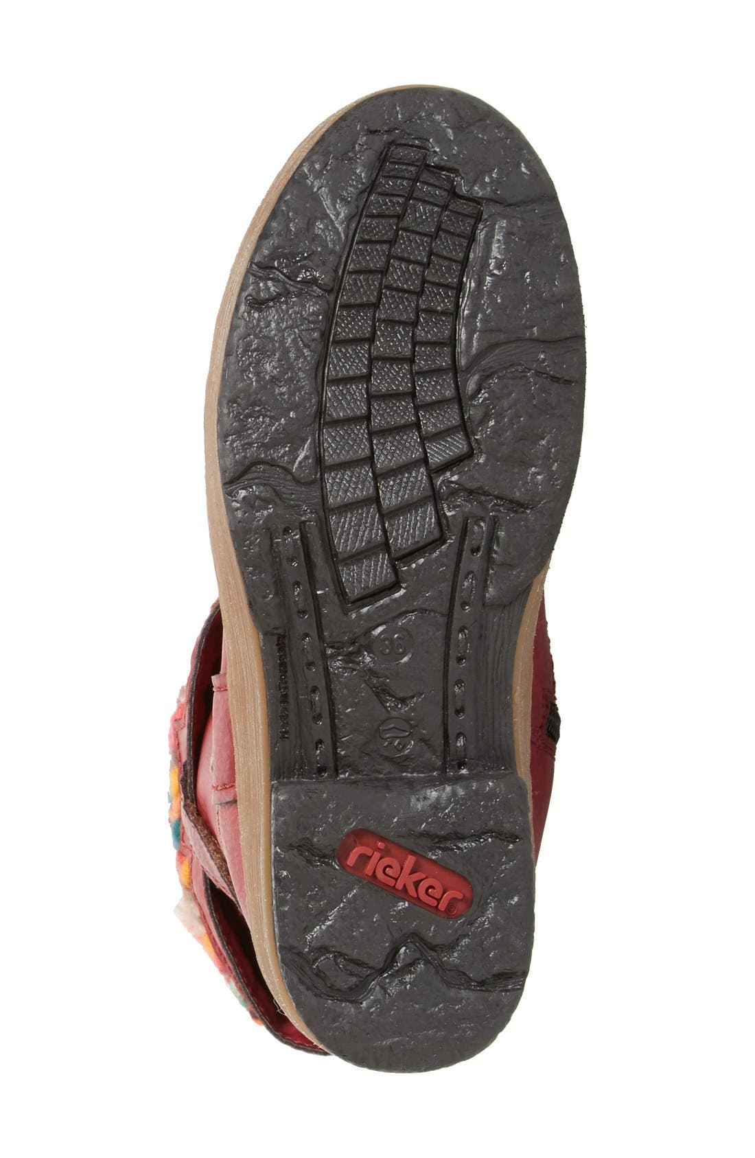 Alternate Image 4  - Rieker Antistress 'Felicitas 98' Foldover Boot (Women)