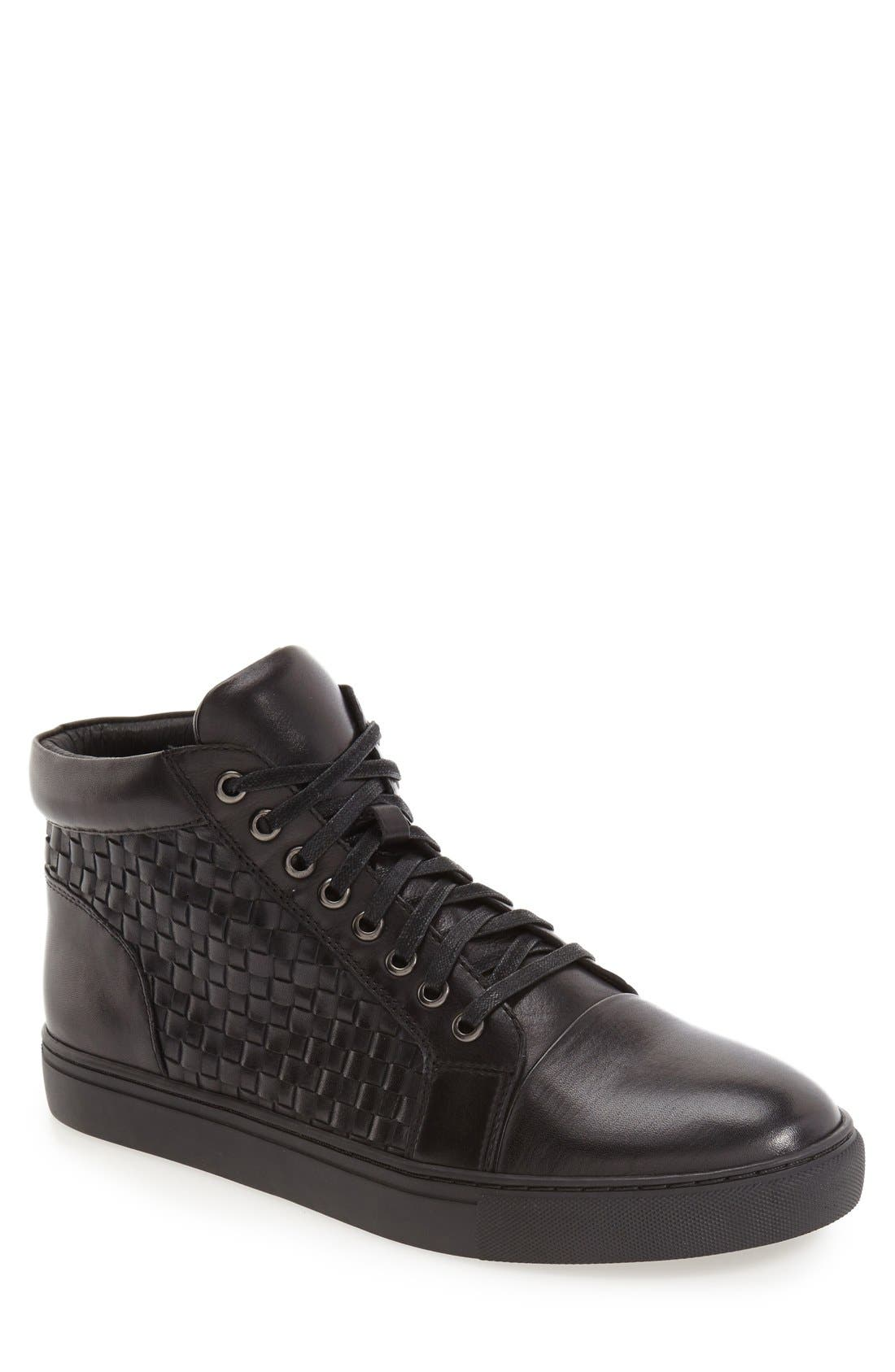 Alternate Image 1 Selected - Zanzara Soul High Top Sneaker (Men)