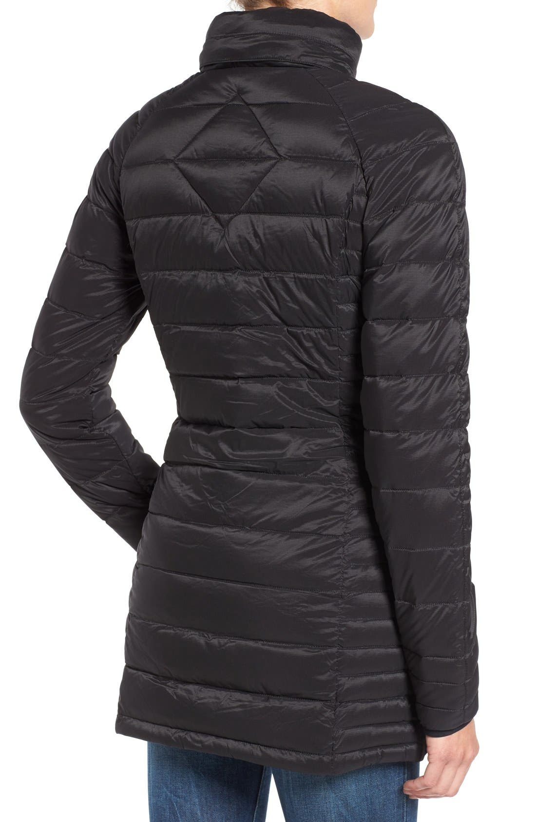 Alternate Image 3  - Canada Goose 'Brookvale' Hooded Quilted Down Coat