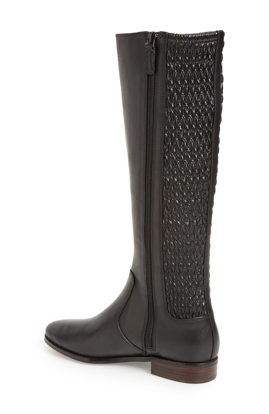 Alternate Image 2  - Cole Haan 'Elverton' Knee High Boot (Women)