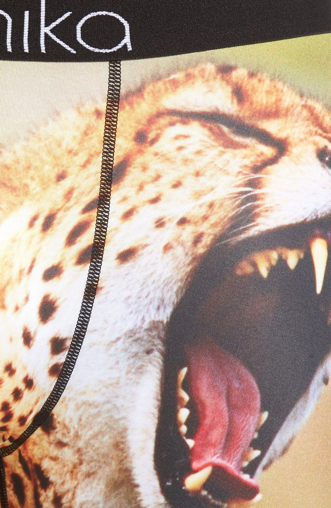 Alternate Image 4  - Ethika 'You a Cheetah' Stretch Boxer Briefs