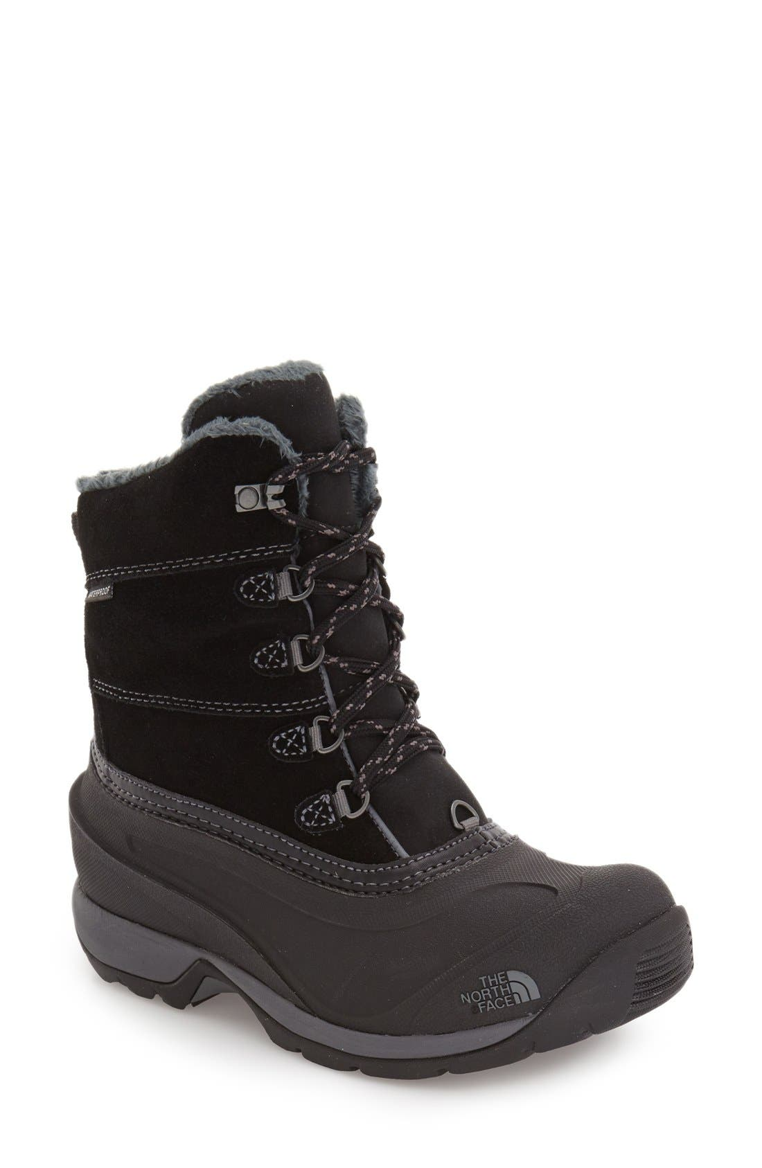 The North Face 'Chilkat III' Waterproof Insulated Snow Boot (Women)