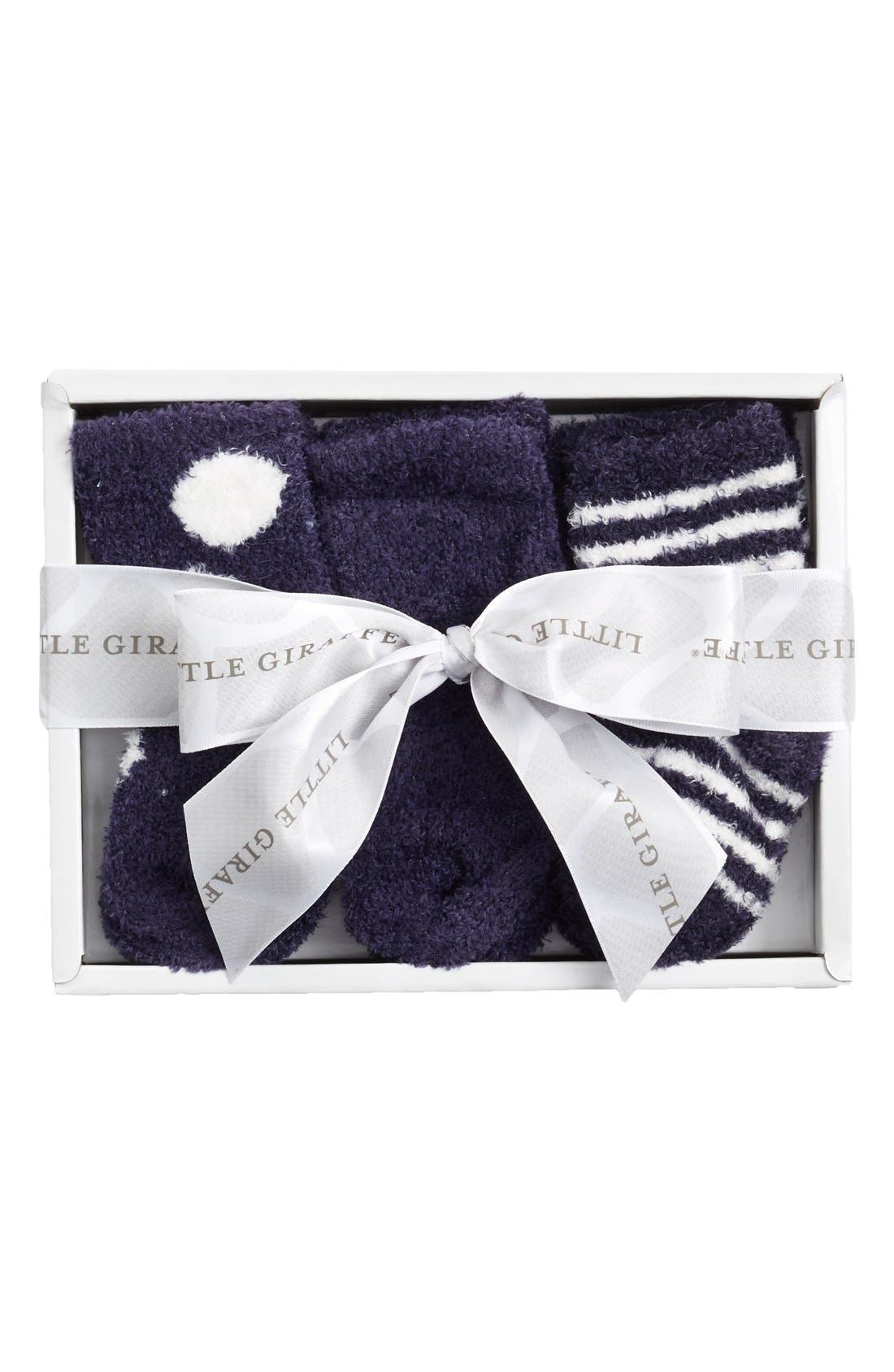 LITTLE GIRAFFE Box of Socks<sup>™</sup> 6-Pack Set