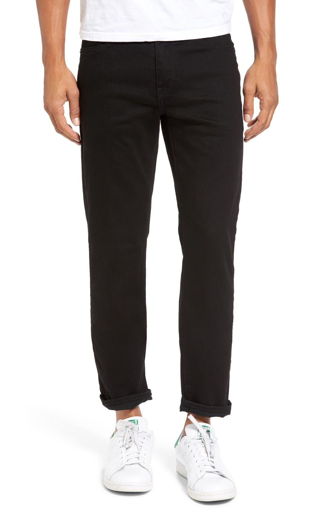 Alternate Image 1 Selected - Levi's® 511™ Slim Fit Jeans (Nightshine) (Regular & Tall)