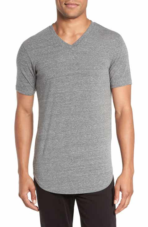2c88941f87c3 Goodlife Scallop Triblend V-Neck T-Shirt