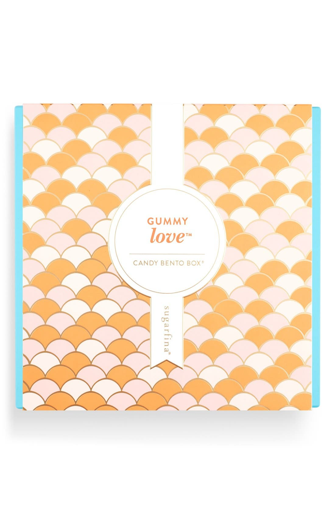 Gummy Love Bento Box,                             Alternate thumbnail 2, color,                             Orange