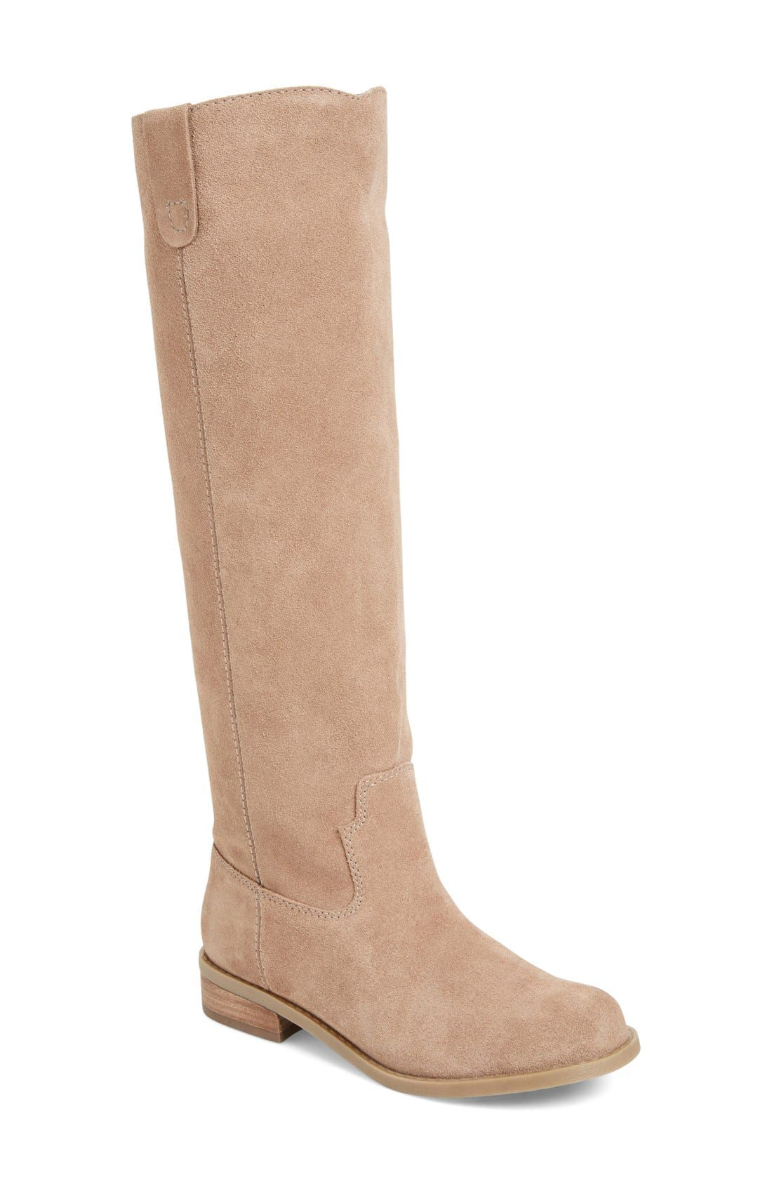 Sole Society Hawn Knee High Boot (Women)