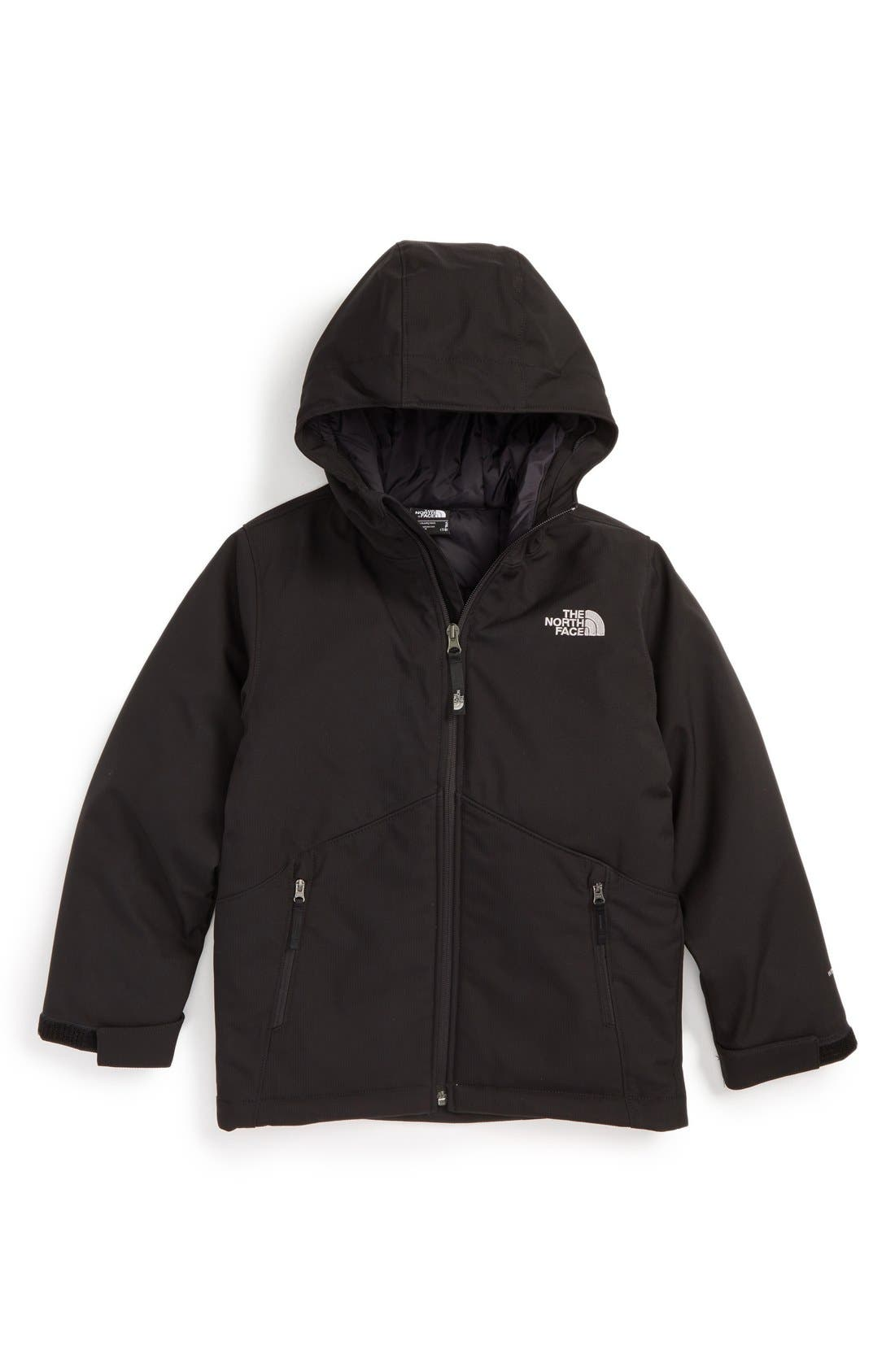 Main Image - The North Face 'Apex Elevation' Hooded Jacket (Big Boys)