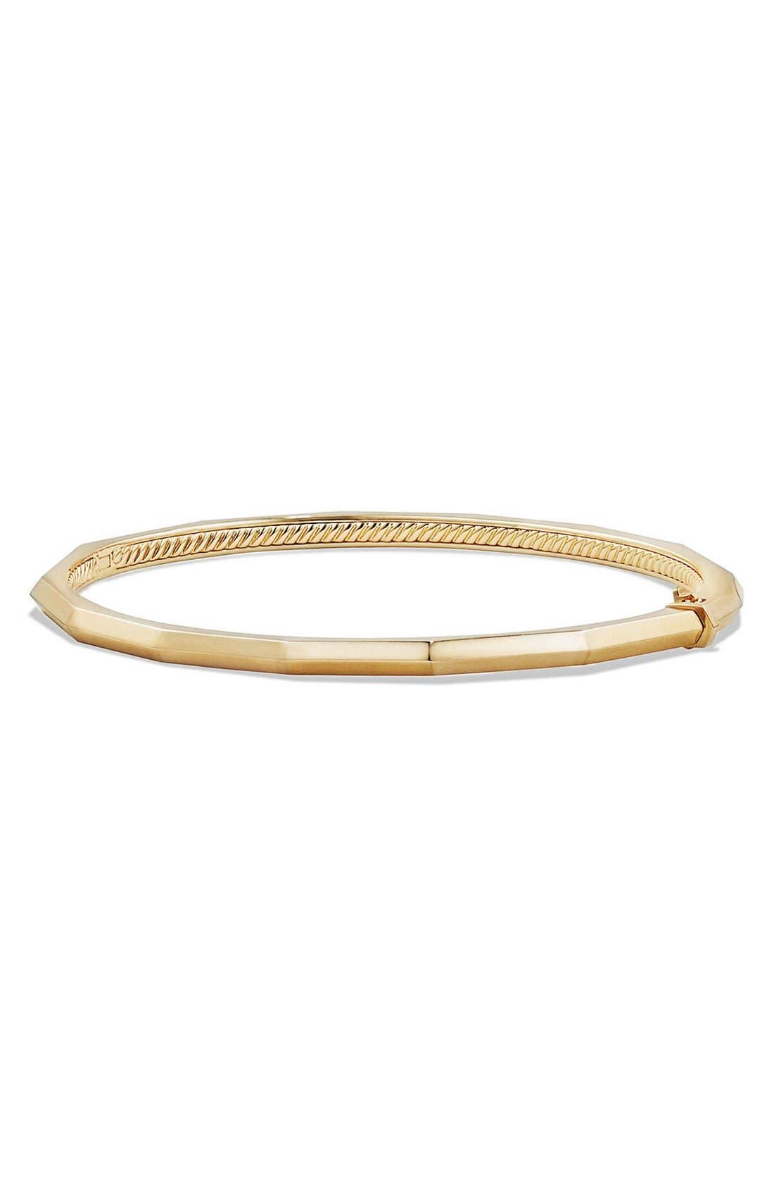 David Yurman Stax Faceted Bracelet