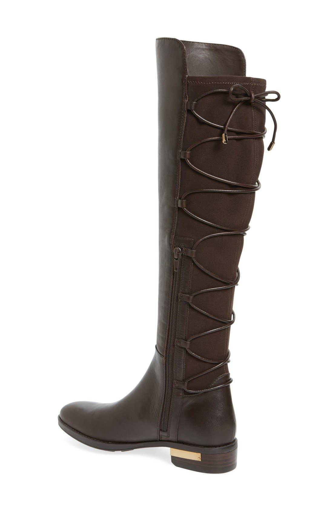 Alternate Image 2  - Vince Camuto Parle Over the Knee Corset Boot (Women)