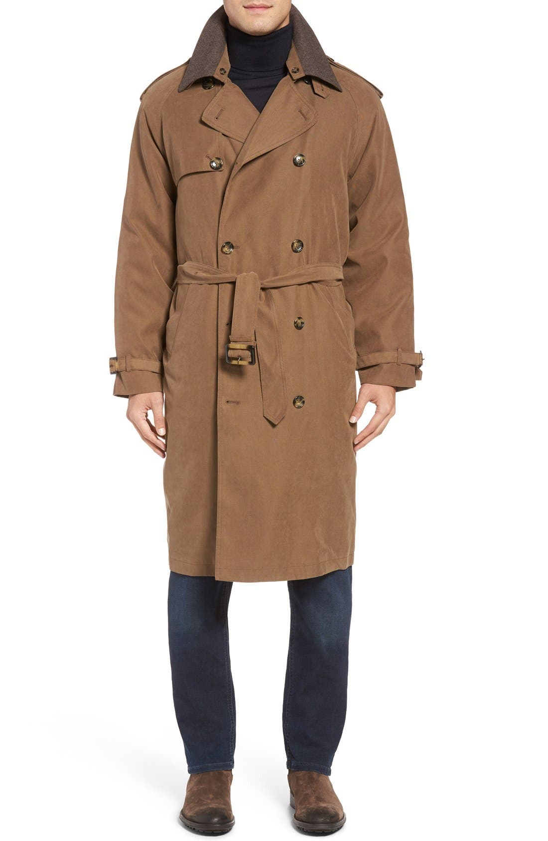 Main Image - London Fog Trench Coat