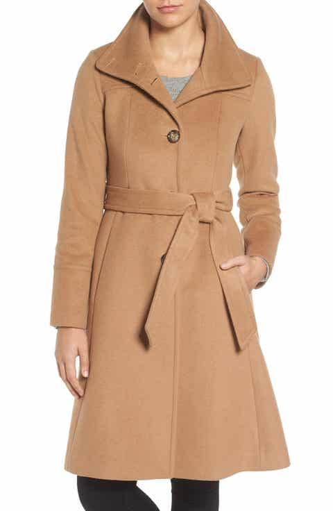 Women's Wool & Wool-Blend Coats | Nordstrom