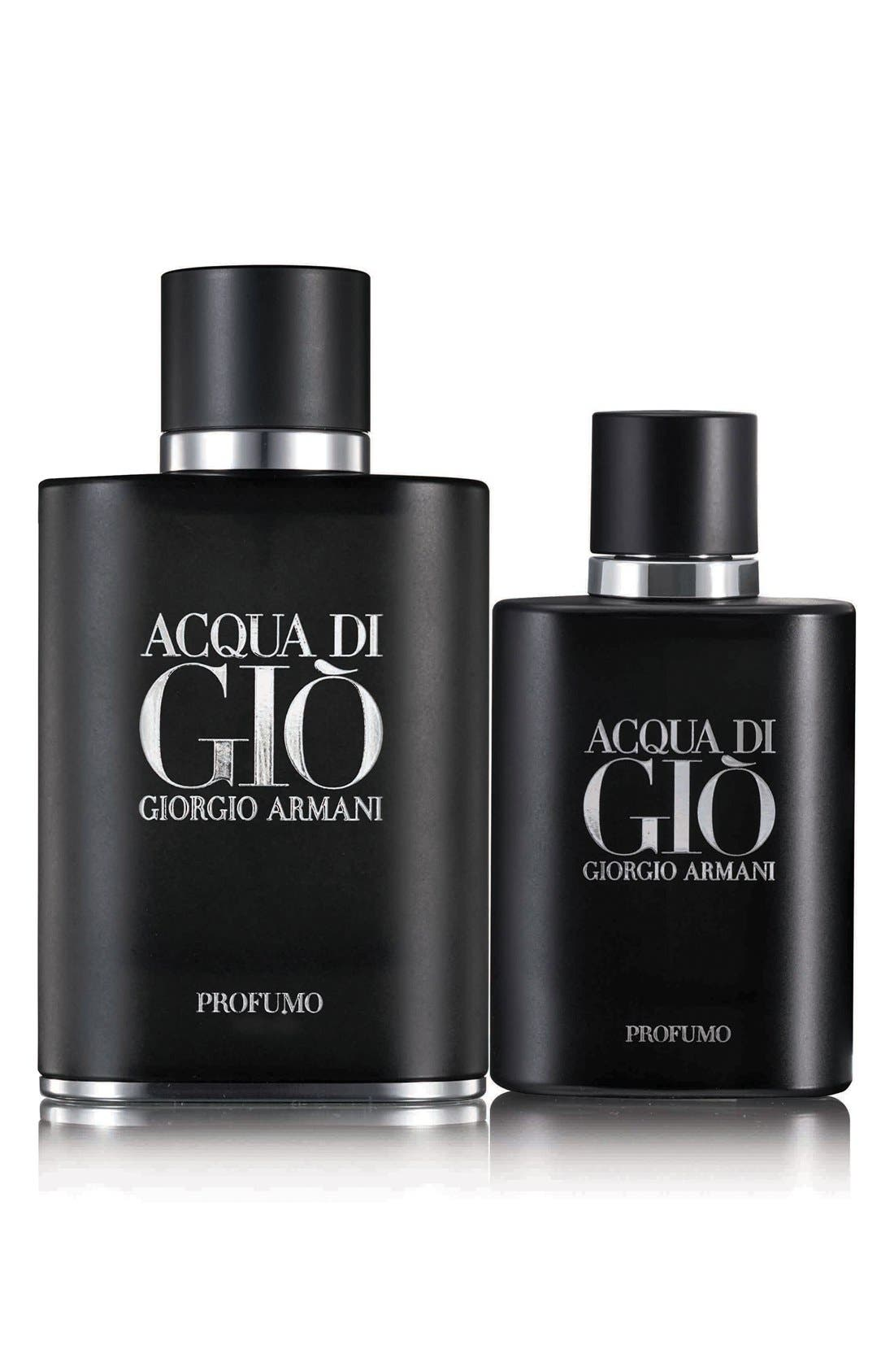 Giorgio Armani Acqua di Giò Profumo Eau de Parfum Duo (Limited Edition) ($165 Value)