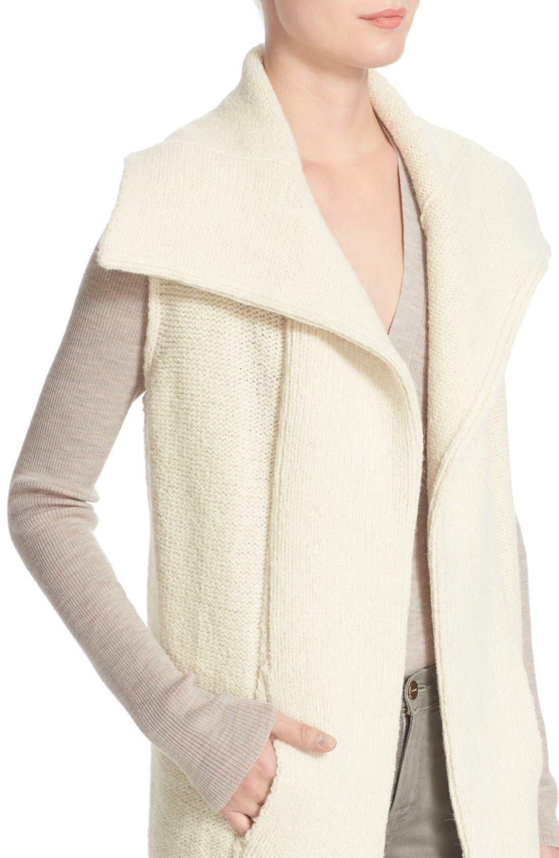 Alternate Image 4  - BrochuWalker 'Oak' Alpaca Blend SweaterVest