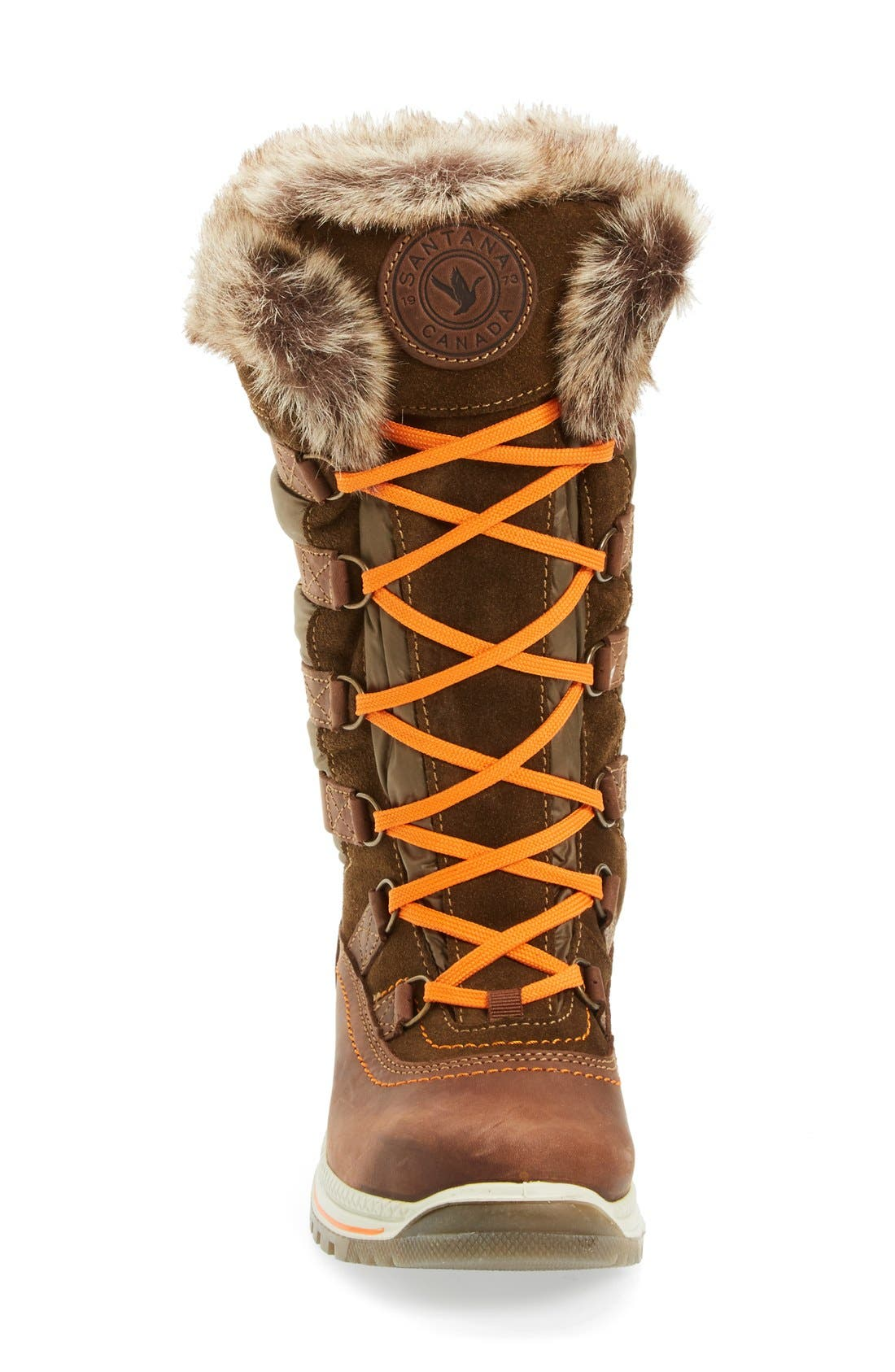 Alternate Image 3  - Santana Canada Milani Waterproof Faux Fur Boot (Women)