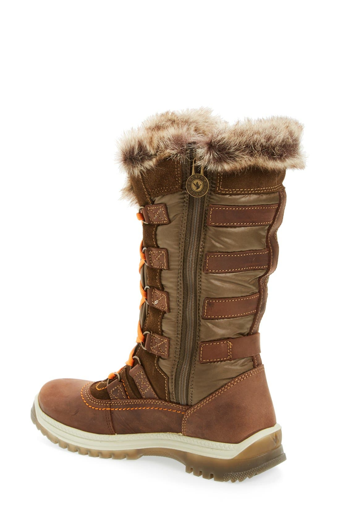 Alternate Image 2  - Santana Canada Milani Waterproof Faux Fur Boot (Women)