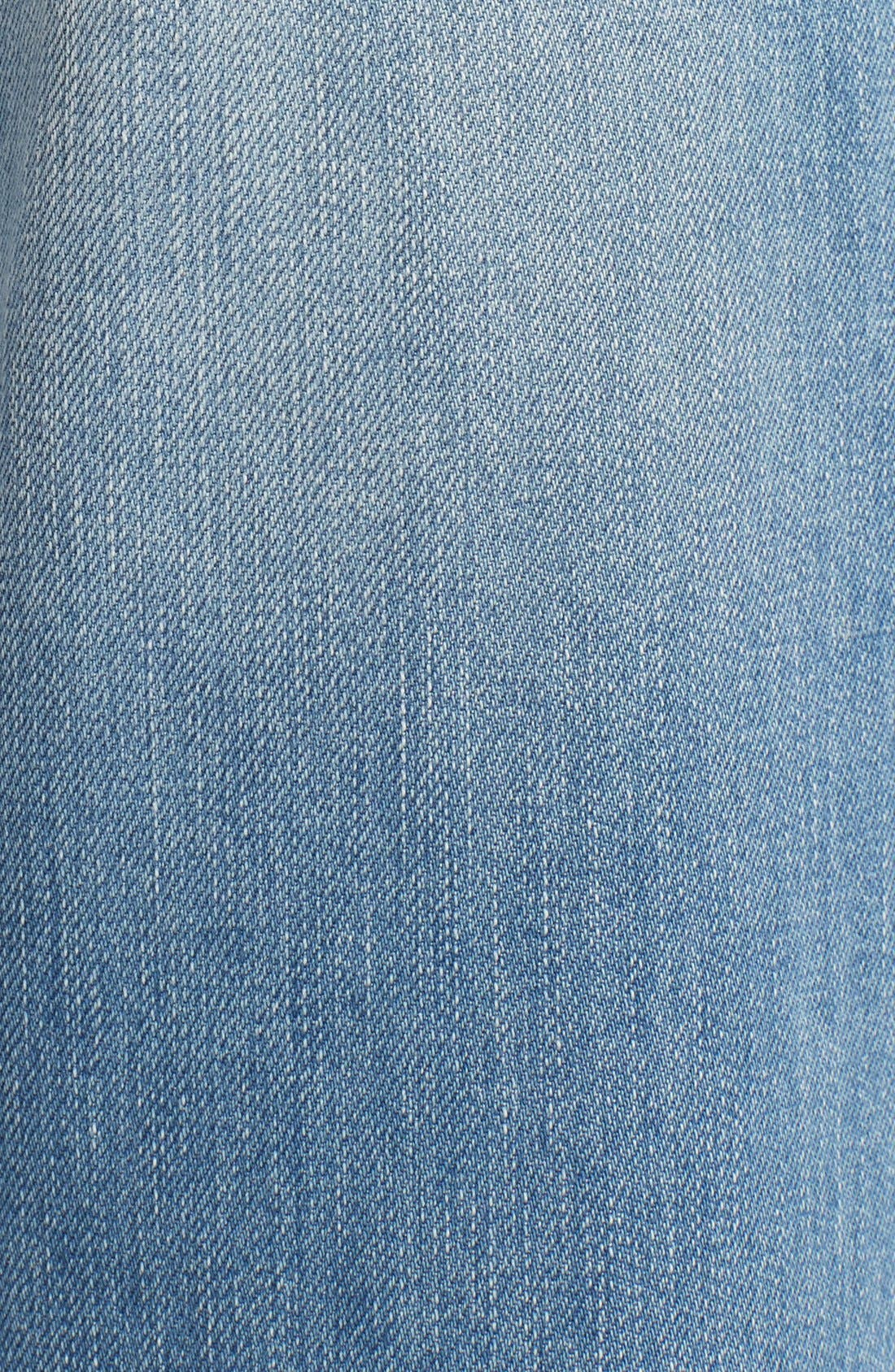 Alternate Image 3  - Valentino Rockstud Boyfriend Jeans