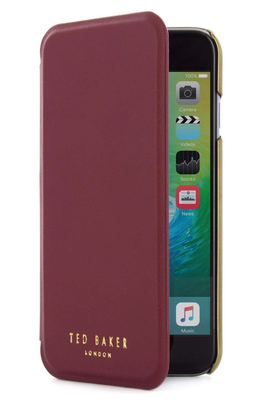 TED BAKER LONDON Shannon iPhone 7 Folio