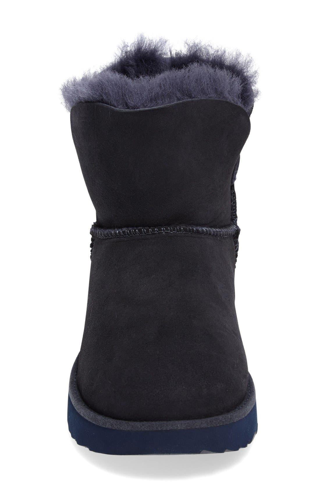 Alternate Image 3  - UGG® Classic Cuff Mini Boot (Women)