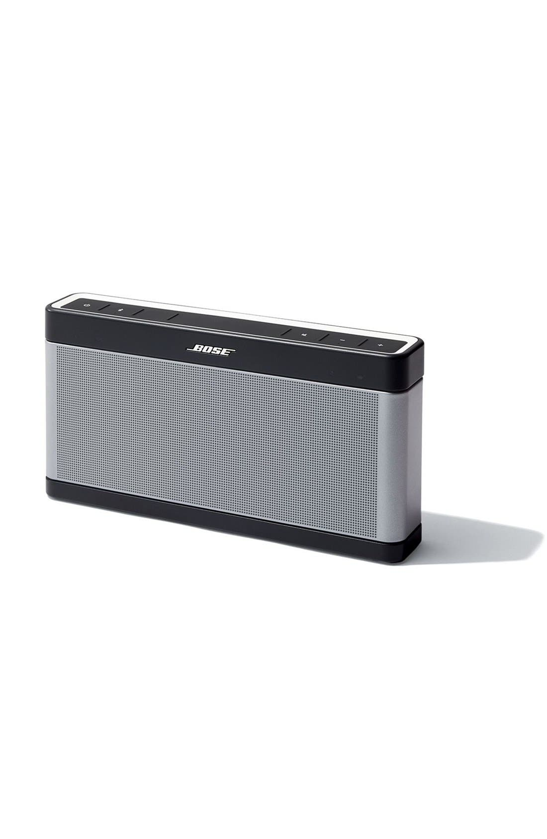 Alternate Image 6  - Bose® SoundLink® Bluetooth® Mobile Speaker III