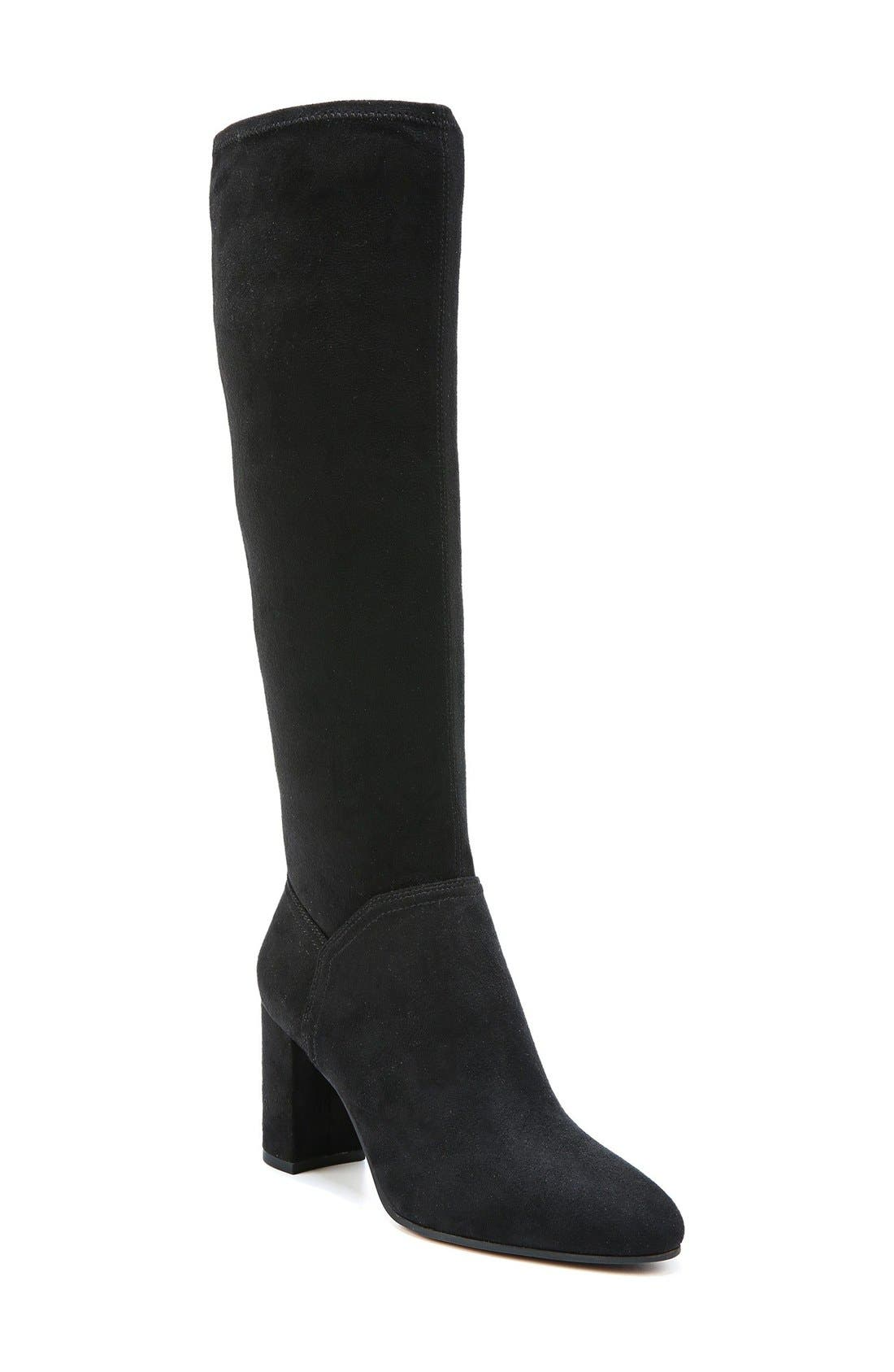 Alternate Image 1 Selected - SARTO by Franco Sarto Effie Knee High Boot (Women)